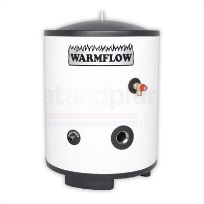 Warmflow DIRECT Unvented Stainless Steel Hot Water Cylinder 150 LITRE