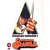 A CLOCKWORK ORANGE DVD