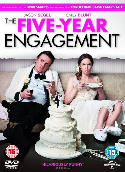 Five Year Engagement (DVD)