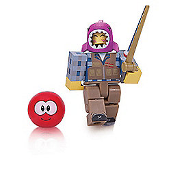 Roblox MeepCity Fisherman Action Figure
