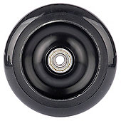 Stunt Scooter Solid Aluminium Abec 9 Wheel - Matte Black