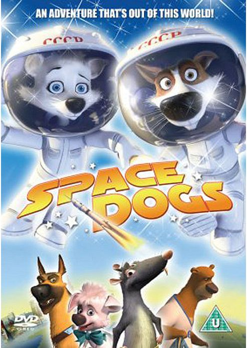 Space Dogs (DVD)