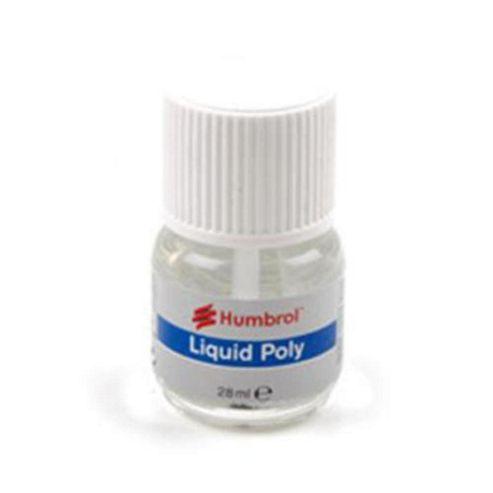 Humbrol 28ml LIQUID POLY CEMENT