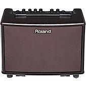 Roland AC-33 Rosewood Acoustic Chorus Guitar Amp