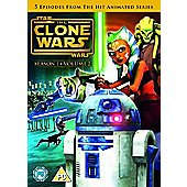 Star Wars Clone Wars Season 1 Vol 2