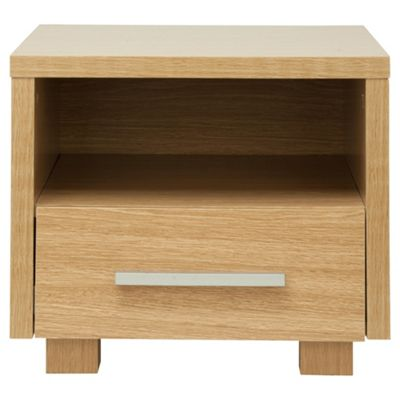 Camden Side Table Oak