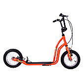 "Professional Scooter Pro 12"" Wheel Push Scooter Orange 3+"