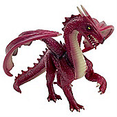 Mythical Red Dragon Figurine Toy by Animal Planet