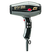 Parlux 3500 Super Compact Ceramic & Ionic Hair Dryer Black