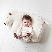 Nanami NANOOK Deluxe BreastFeeding/Nursing Pillow (White Polar Bear)