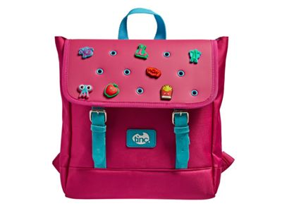 Tinc Buds 'Personalise your backpack' Satchel Backpack/Rucksack for school, holidays