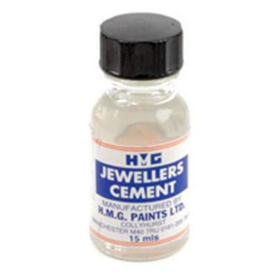 H.M.G Jewellers Cement 15ml