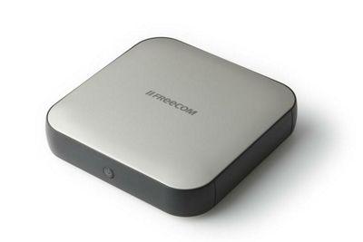Freecom Technologies SQ Hard Drive TB