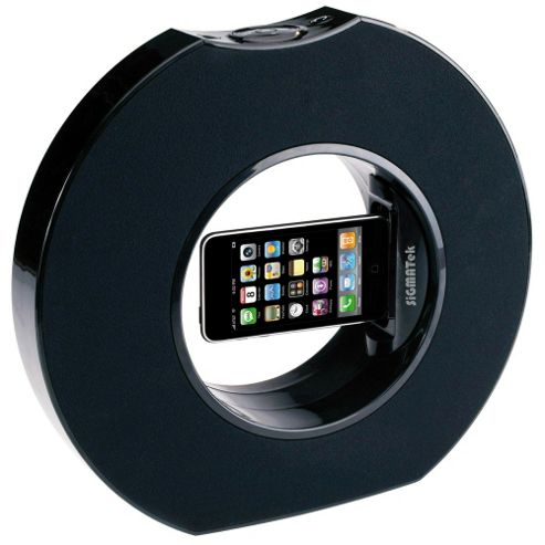 iSpeakerDock40 Speaker System with Rotating Dock for iPod/iPhone