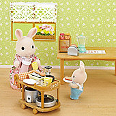 Kitchen Cookware Set - Sylvanian Families Figures 5090