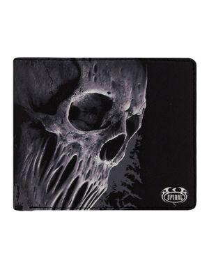 Spiral Bat Curse Bi-Fold Wallet 13 x 10 x 2cm