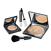 JML Mineral Magic Skin Perfecting Make-Up Gift Set -Powder, Blusher, Mascara & Brush