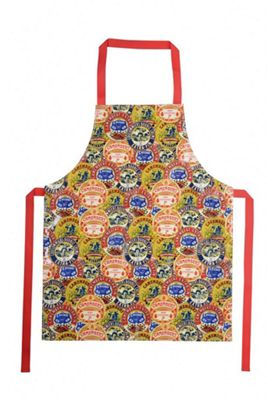 BIA Classic Camembert Design Cotton Apron