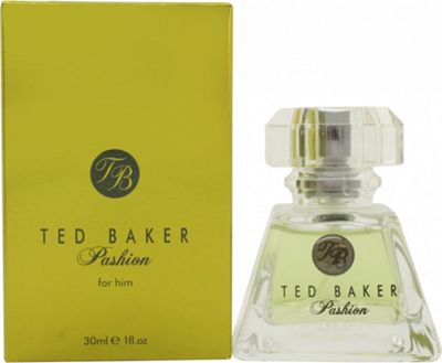Ted Baker Pashion Eau de Toilette (EDT) 30ml Spray For Men