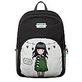 Santoro Gorjuss The Scarf 2 Zip Backpack