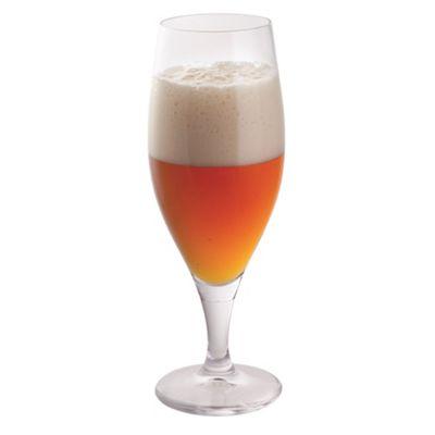 Dartington Crystal Bar Essentials Beer Glasses Pack of 2