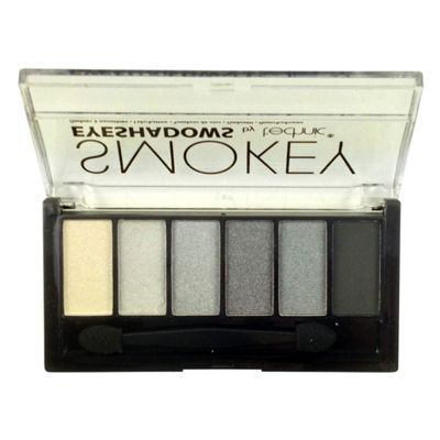 Technic Smokey 6 Colour Eyeshadow Eye Shadow Palette Makeup Kit Set Make Up