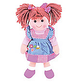 Bigjigs Toys Melody 34cm Doll