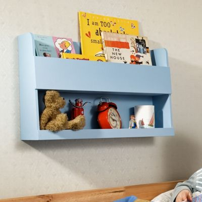 Tidy Books The Tidy Books Bunk Bed Shelf (Blue)