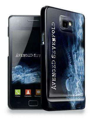 Upfront Case TRSSGAS7 Official Avenge Sevenfold Phone Clip Case