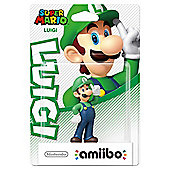 Luigi amiibo Super Mario Collection
