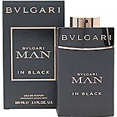 Bvlgari Man In Black Eau de Parfum (EDP) 100ml Spray For Men