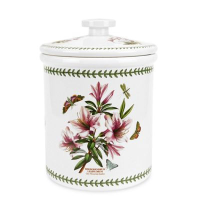 Portmeirion Botanic Garden Bread Crock 13in