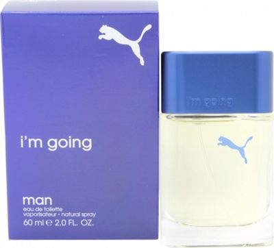 Puma I'm going Eau de Toilette (EDT) 60ml Spray For Men