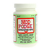 Mod Podge Paper - Gloss 236ml