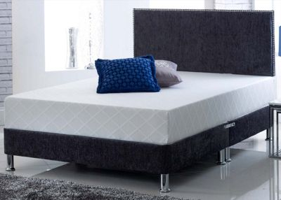 Ultimum CoolBlue Memory King Mattress With Pillow - Firm - Small Single 2ft6
