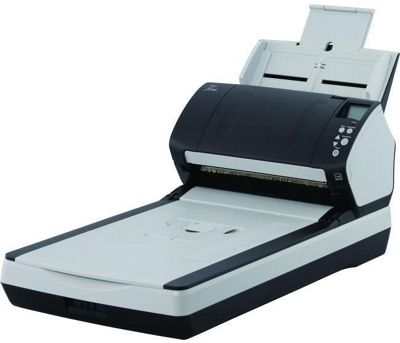 Fujitsu FI-7260 Workgroup Flatbed Scanner