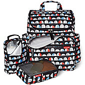 Skip Hop Baby Changing Bag FORMA Backpack (Domes)