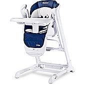 Caretero Indigo 2 in 1 Highchair & Electrical Swing (Navy)