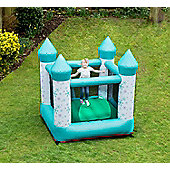 8ft x 8ft Snowflake Bounce House by JumpKing