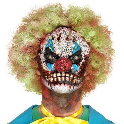 Foam Latex Clown Head