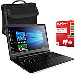 "Lenovo V110-15ISK 15.6"" Laptop With BullGuard Internet Security & Case"