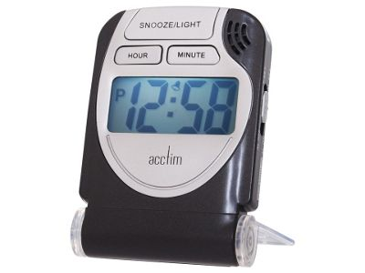 Acctim 13253 Smartline Travel Torch Black