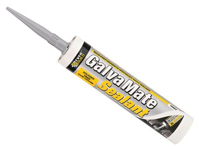 Everbuild Galva Mate Sealant Grey C3