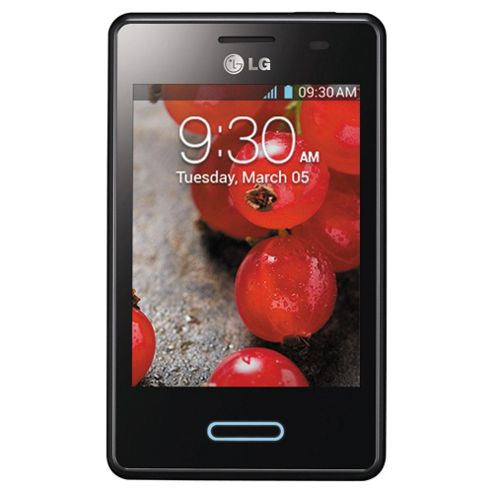 Tesco Mobile LG L3 II Black