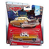 Disney Pixar Cars Diecast Tex Dinoco
