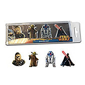 Star Wars Eraser Set