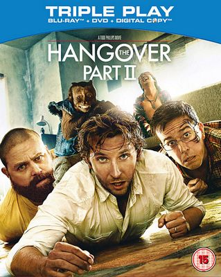 The Hangover Part 2 (Blu-Ray)