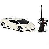 1:12 RC Lamborghini Huracan White