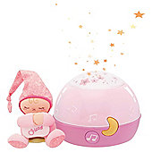 Chicco Goodnight Stars Projector Pink