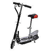 Homcom 120W Deluxe Kids Electric E Scooter Black